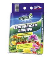AGRO Zahradnické hnojivo 5kg