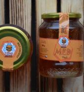 Med smíšený (tmavý)