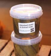 Nakládané okurky – pikantní macáky 1 kg